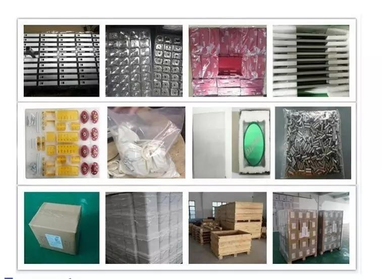 China Custom Anodized Aluminium Knurled Screw