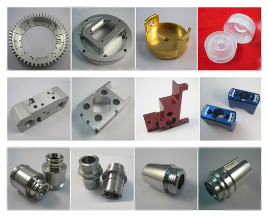 CNC Machining Car Audio Parts