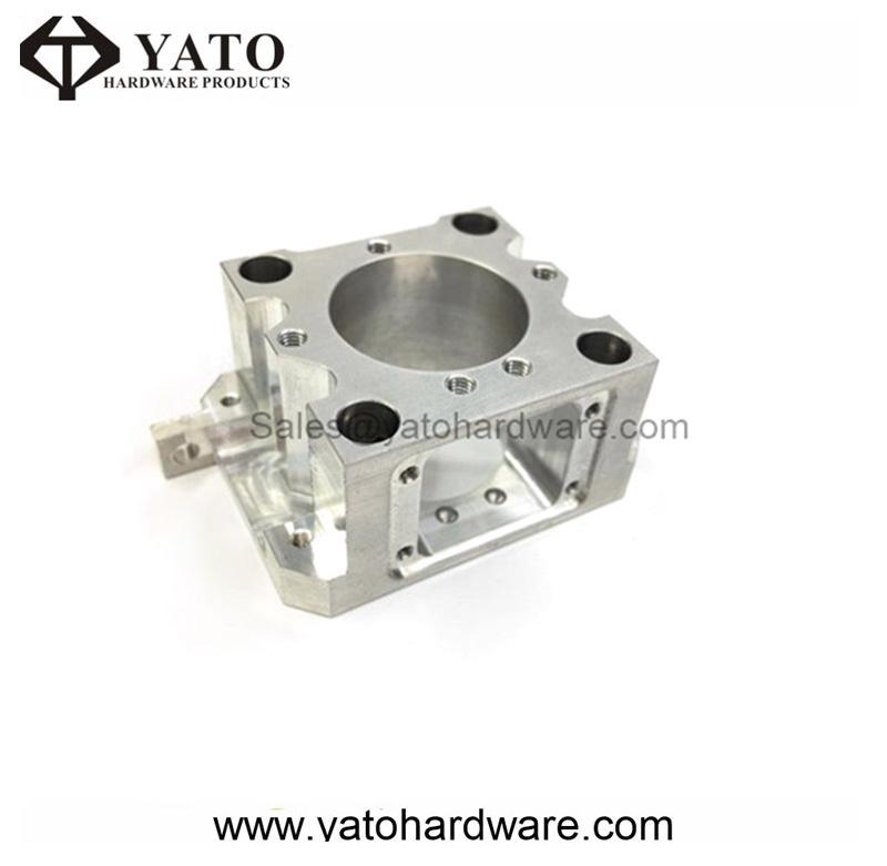 Aluminum Alloy CNC Processing Technology