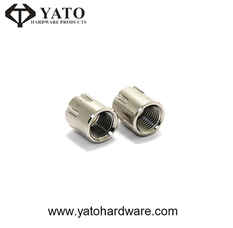 CNC Machined Stainless Steel Bushing