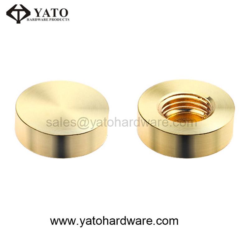 Manufacturer Decorative Brass Thumb Screw