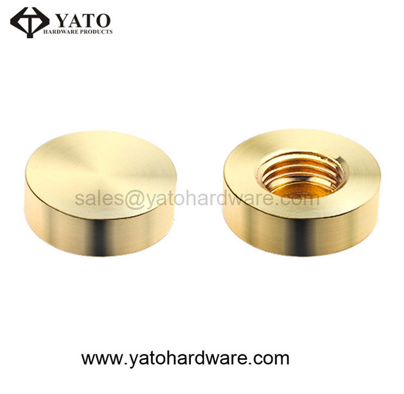 Manufacturer Decorative Brass Thumb Screw