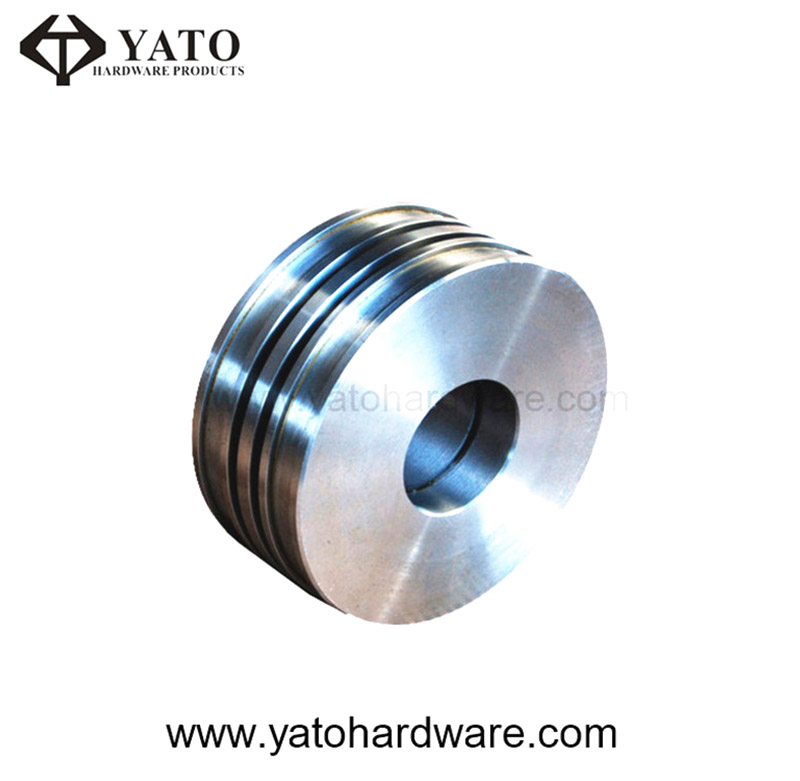 Steel Thread Screw With Zinc Plating