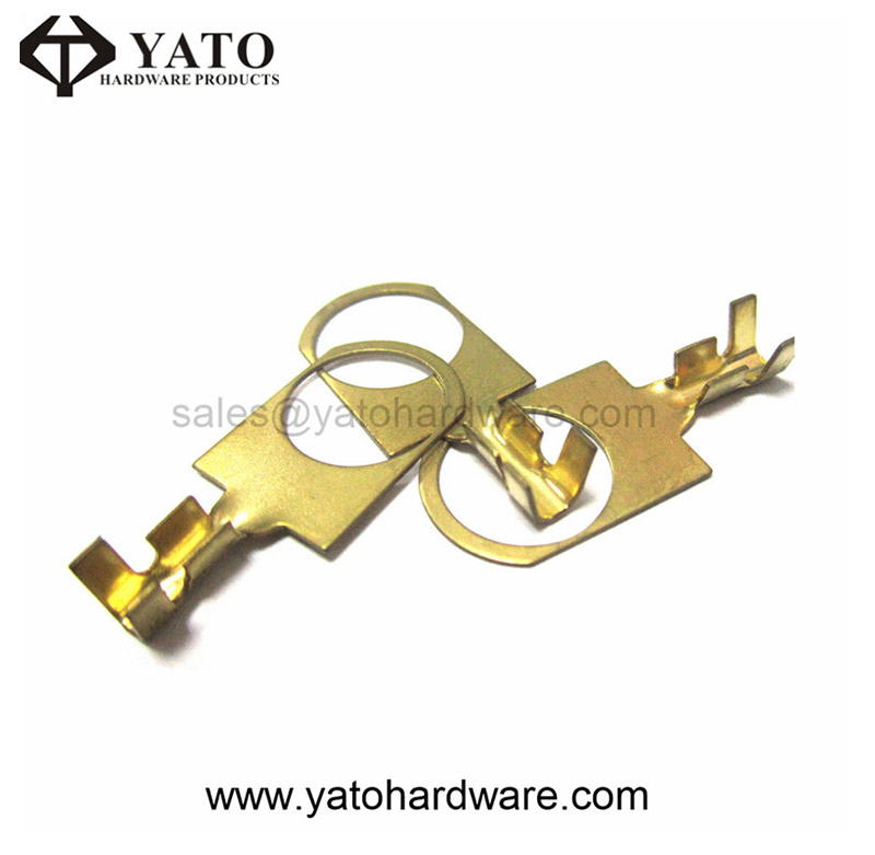 Hardware Sheet Metal Stamping Parts Stamping Brass